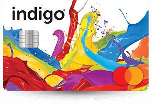 Indigo Card - Pre-Qualify with no Impact to Your Credit Score